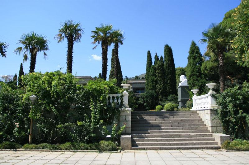 отдых в Крыму Никитский ботанический сад