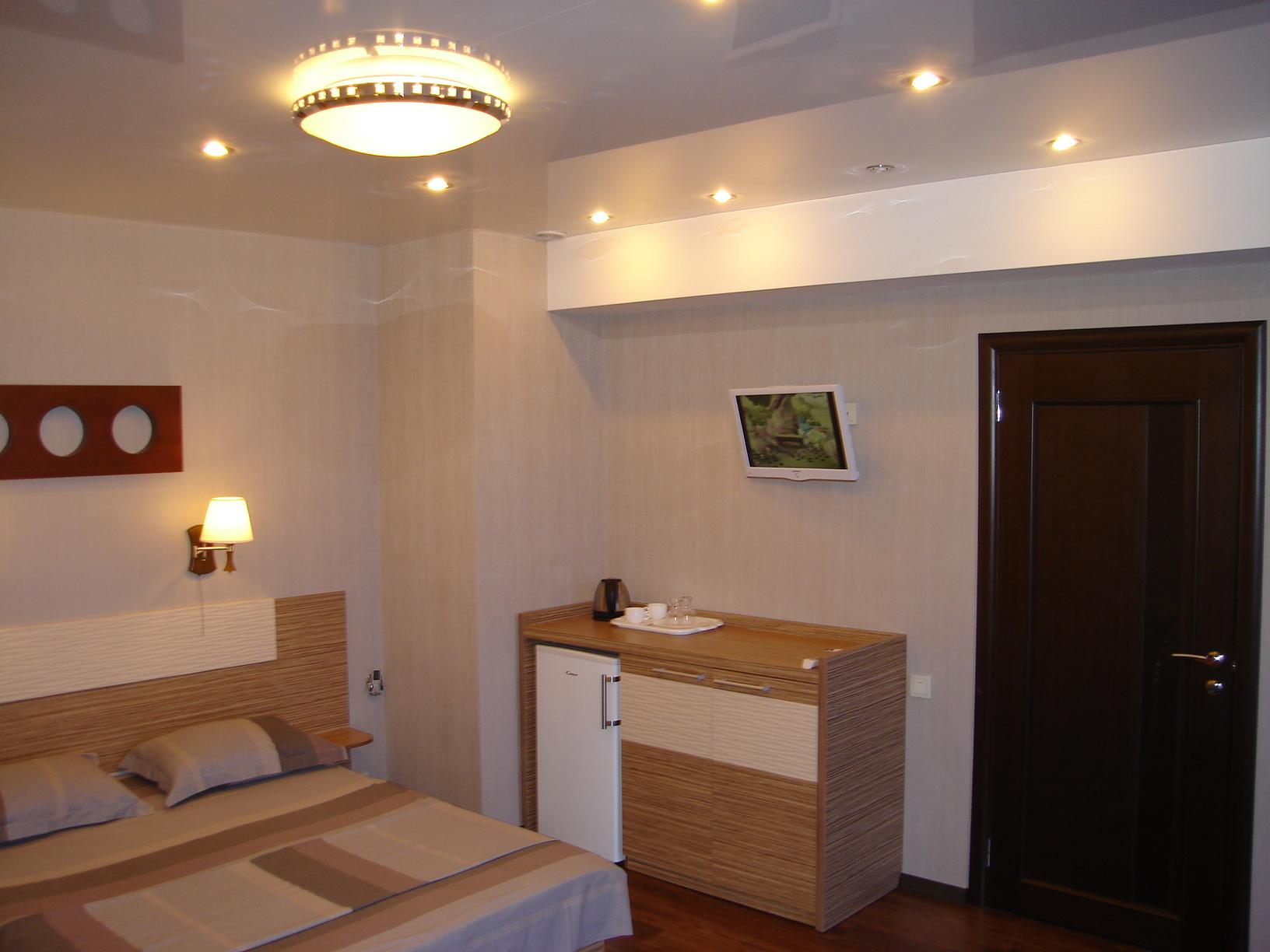 номер полулюкс в мини отеле на ЮБК от 400 грн/сутки